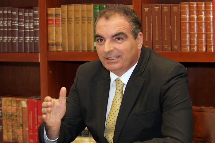 Ministro de Agricultura y Desarrollo Rural, Aurelio Iragorri Valencia, se refiere al tema de paz