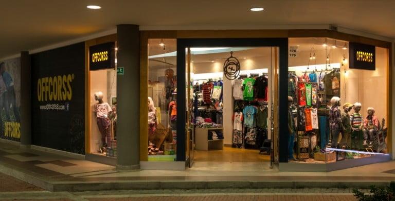Offscorss cierra sus tiendas en Ecuador