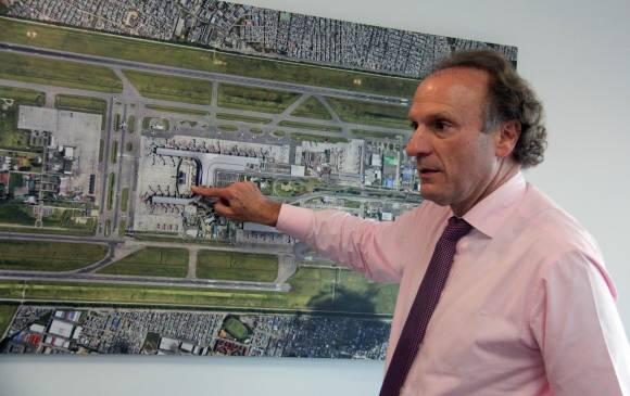 Aerocivil se quedó sin Director: Gustavo Lenis renunció