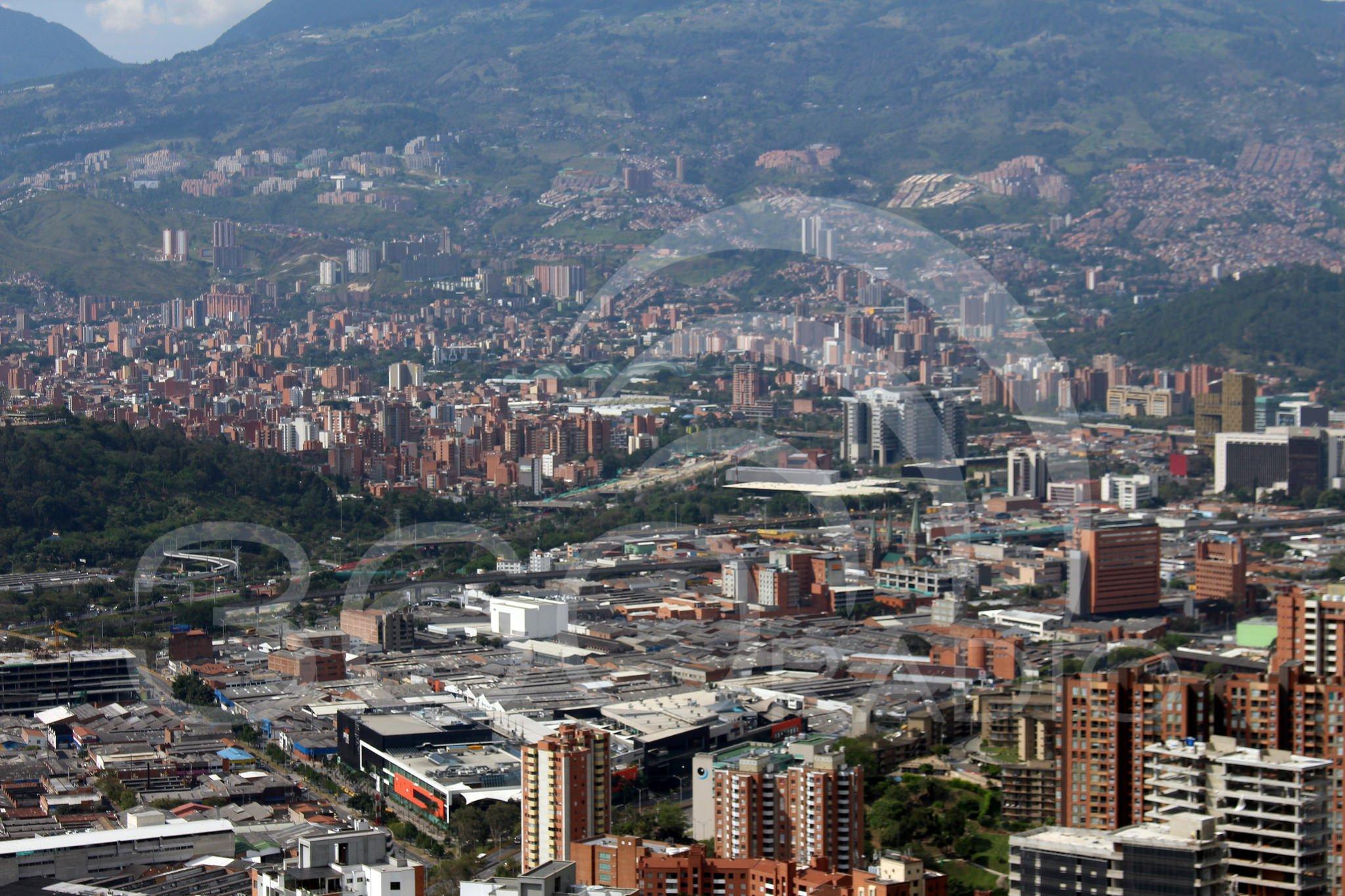 Medellín decreta nuevamente alerta roja por contaminación del aire