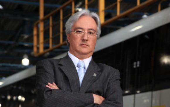 Tomás Elejalde fue designado como Gerente en propiedad del Metro de Medellín