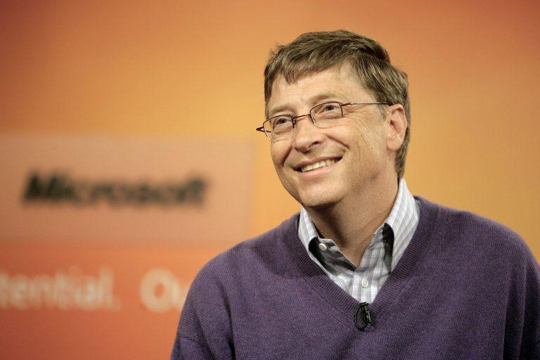 Fortuna de Bill Gates alcanza los 90.000 millones de dólares
