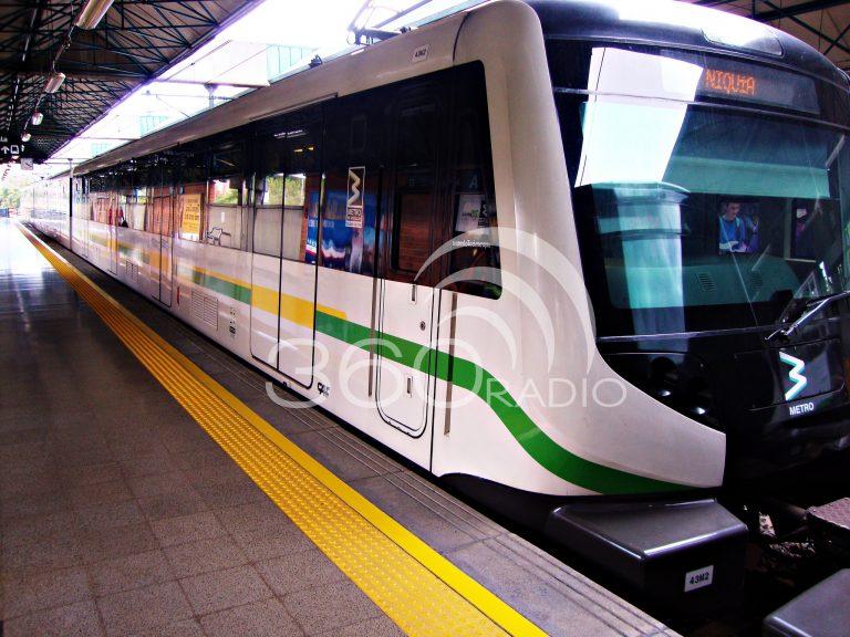 Este viernes el Metro ampliará su horario de servicio