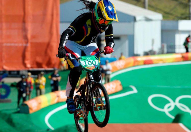 ¡Imbatible! Mariana Pajón repite oro en Juegos Olímpicos de Río de Janeiro