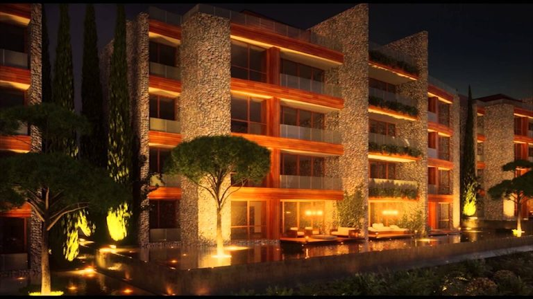 Construcción de un exclusivo proyecto inmobiliario en Medellín se detiene por embargo de la Fiscalía