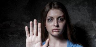 Mujeres protestan por la violencia que sufren