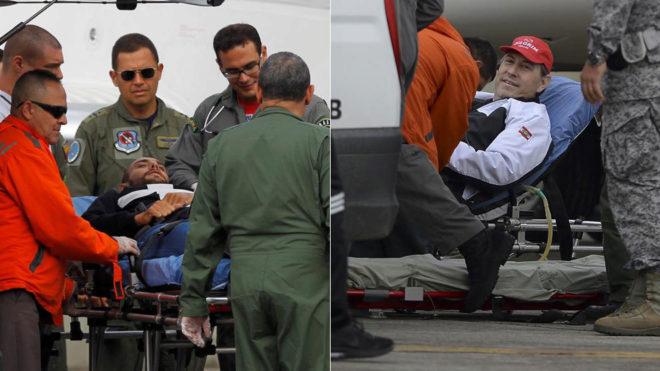 Alan Ruschel y Rafael Henzel regresan a Chapecó