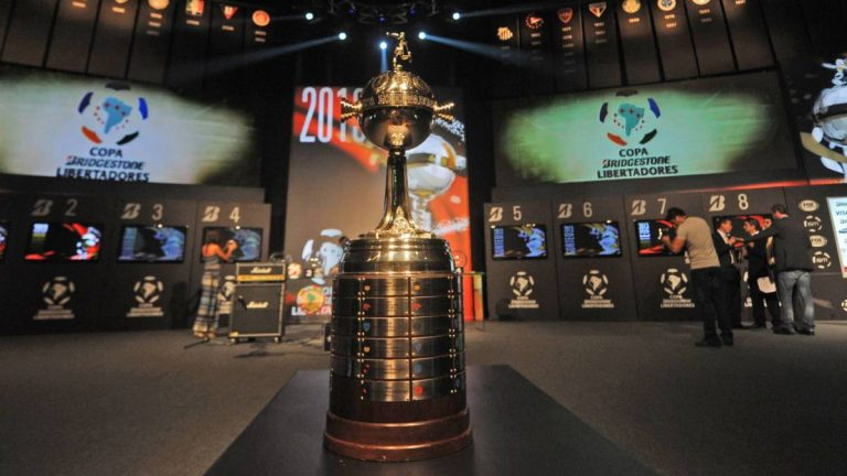47 equipos lucharán en 2017 por la Copa Libertadores.