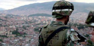 militarizar Medellín