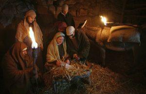 Belén Nazaret navidad