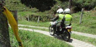 polícias patrulleros