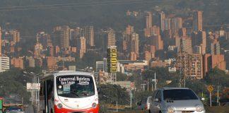 aumento transporte público buses
