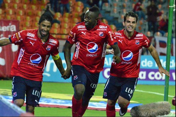 Independiente Medellín; jugó, gustó y ganó.