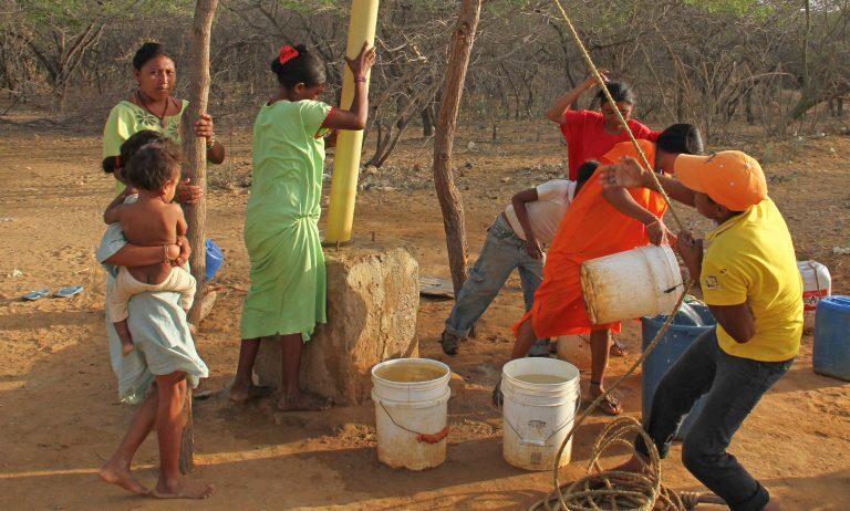 Gobierno asumirá el manejo de recursos en La Guajira