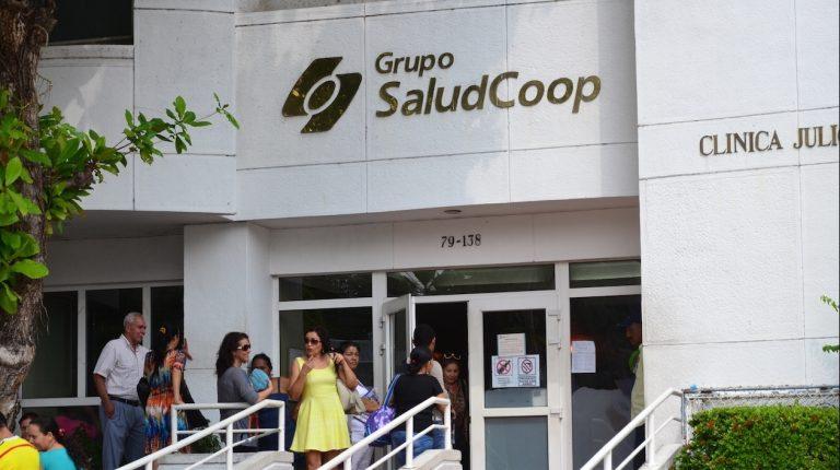Saludcoop sólo reconoce un tercio de su deuda