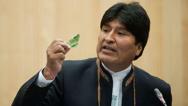 Bolivia emitió orden de captura contra Evo Morales
