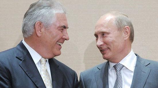 Según Rex Tillerson, EE.UU. no pueden tener tan mala relación con Rusia