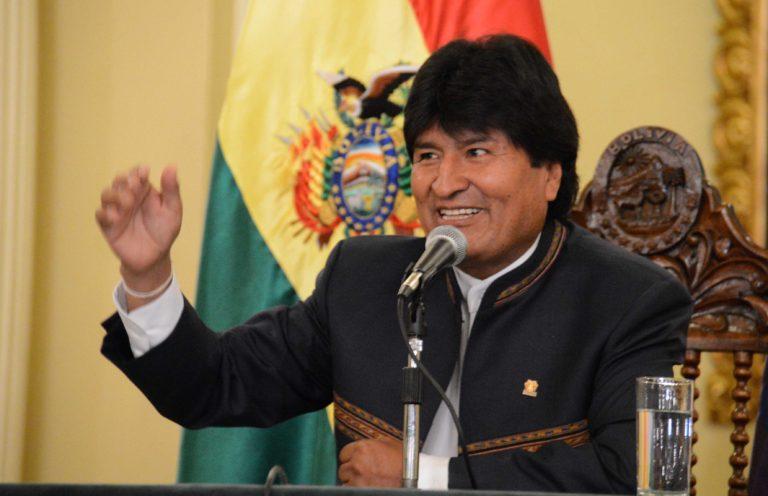 México ofreció asilo a Evo Morales tras renuncia a la presidencia