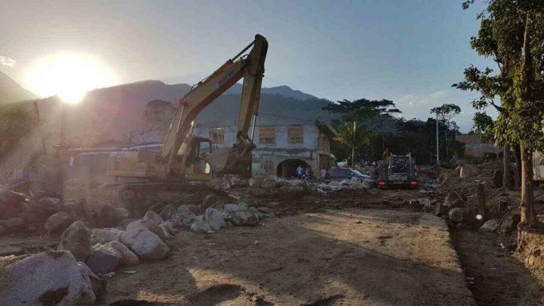 Contraloría alerta por demoras en reconstrucción de Mocoa tras avalancha