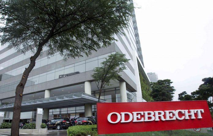 Odebrecht fue inhabilitada por 10 años