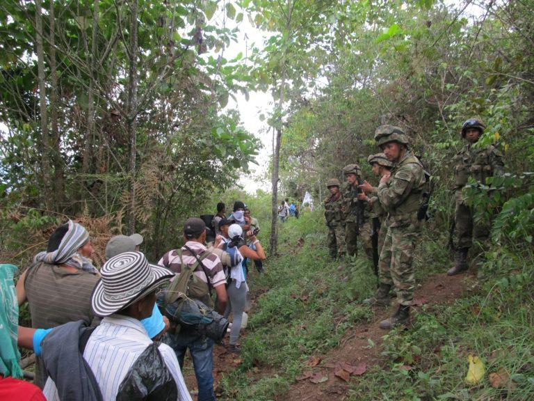 Más de 900 personas han sido desplazadas en el Catatumbo: Defensoría del Pueblo