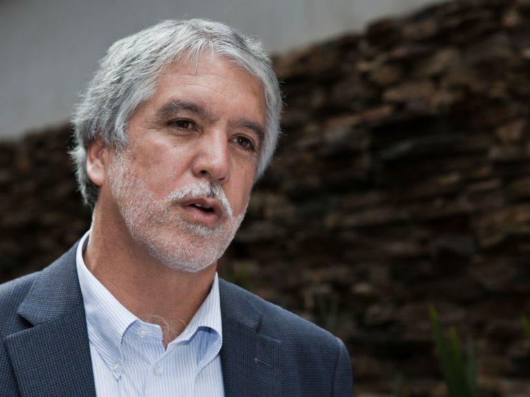 Enrique Peñalosa anunció su candidatura presidencial