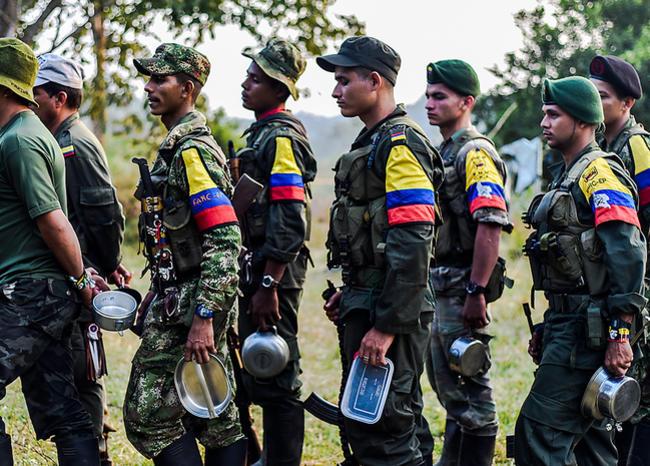 1 En operativos militares dieron de baja a 11 disidentes de las Farc