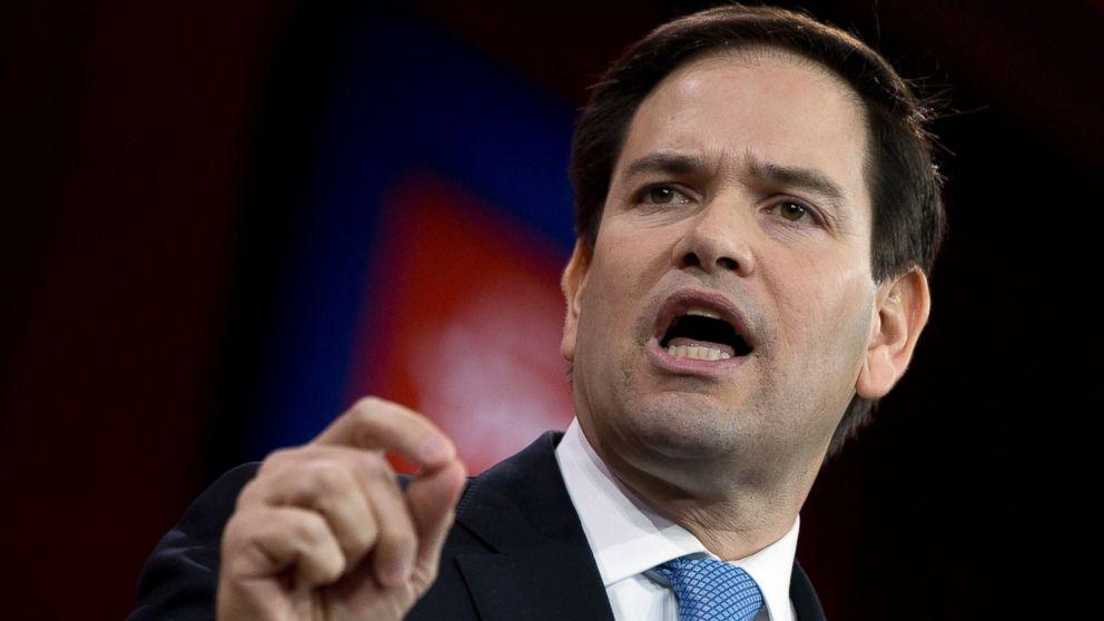 Senador republicano pide golpe de Estado en Venezuela