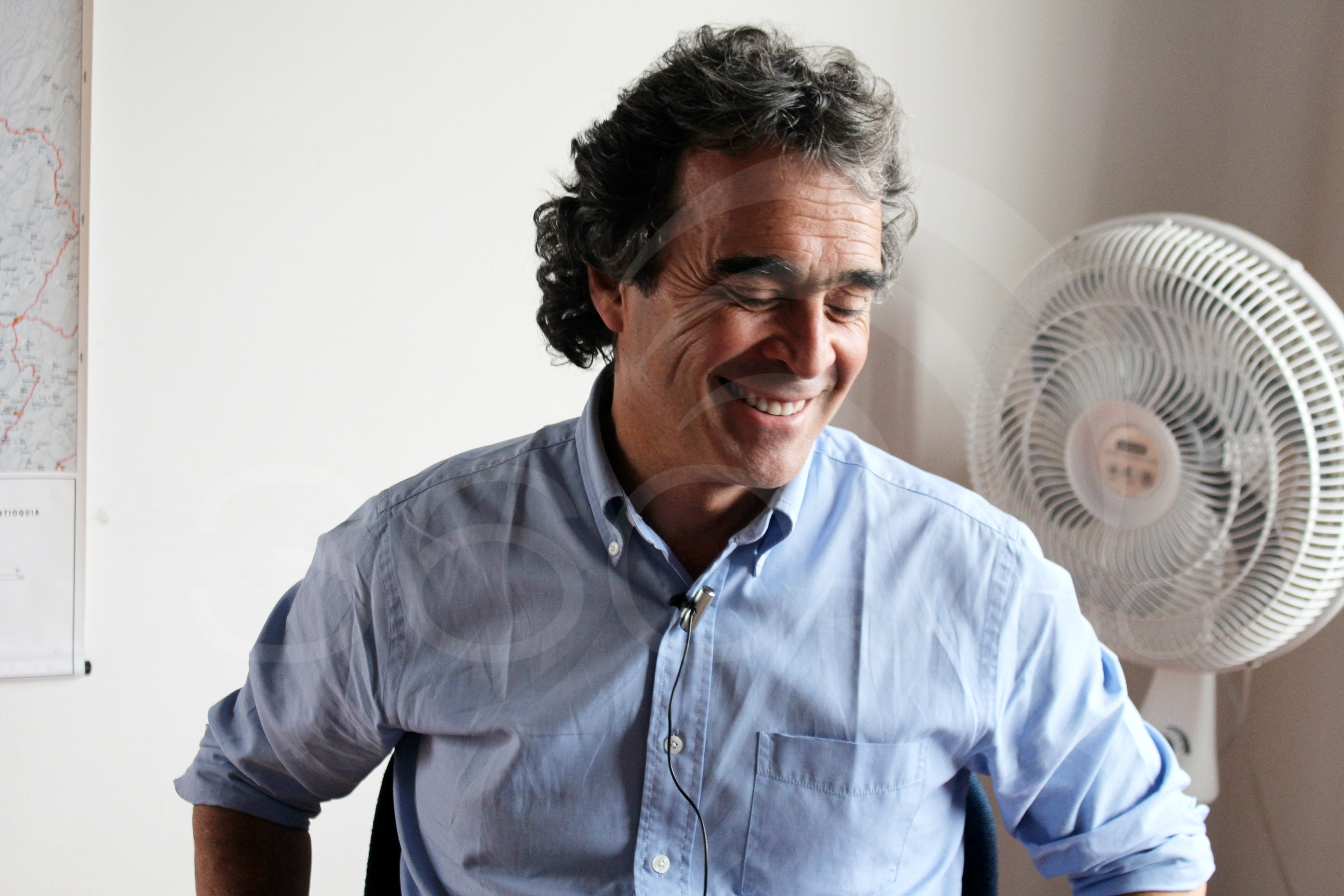 Sergio Fajardo, candidato único de la Coalición a la Presidencia