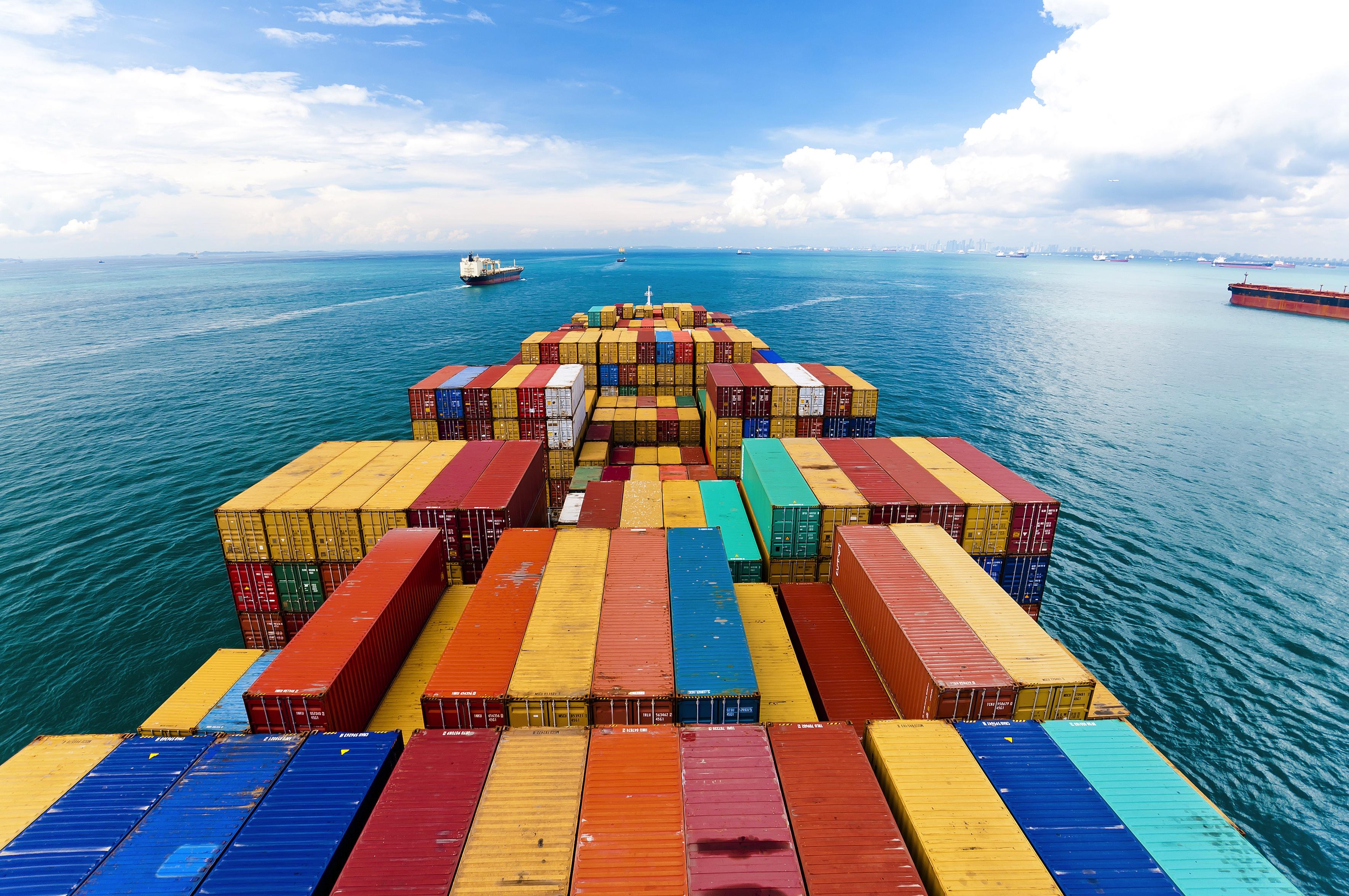 Exportaciones crecieron en un 15,1% en octubre