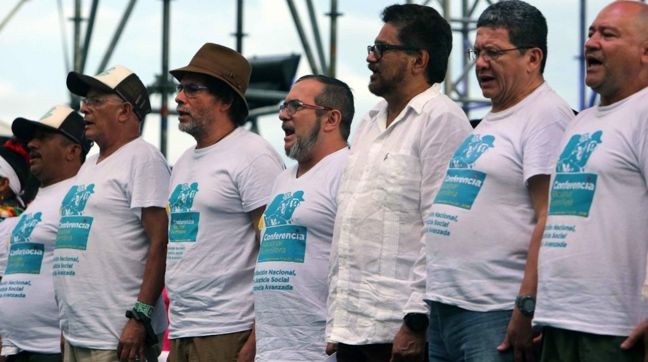 Pacto contra violencia en lid electoral de Colombia propuso la FARC