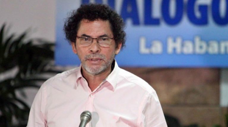 Pastor Alape pidió perdón a todas las víctimas de secuestro
