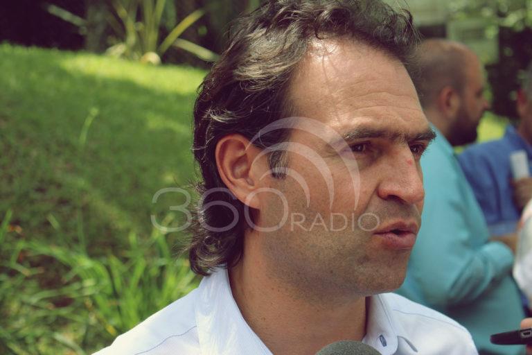 Federico Gutiérrez, exalcalde de Medellín positivo para Covid-19