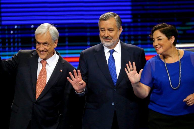 Presidenciales de Chile irán a segunda vuelta