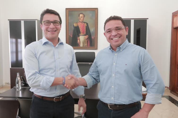 Capturados el alcalde y exalcalde de Santa Marta