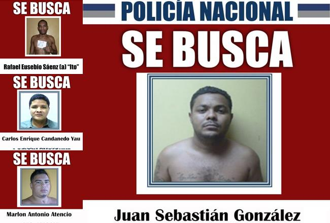 Capturan en Copacabana a uno de los delincuentes más buscados de Panamá