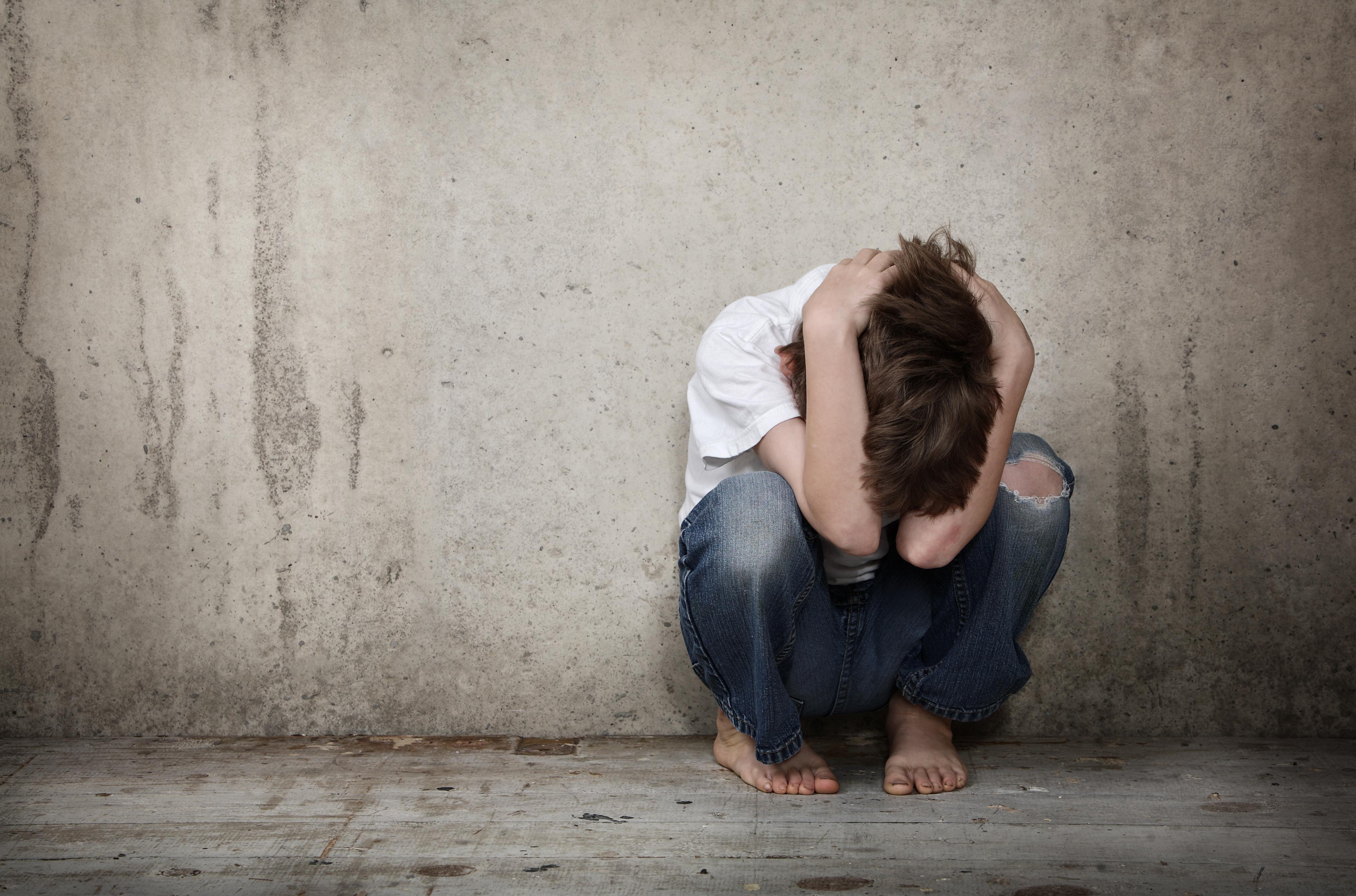 Niños, los más afectados por violencia sexual