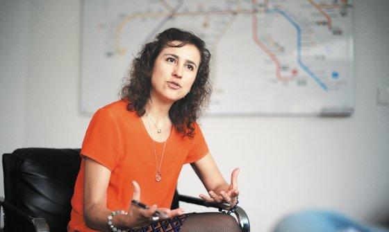 Distrito confirmó la salida de Alexandra Rojas de la gerencia de Transmilenio