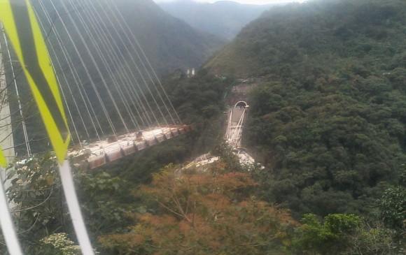 """Colapso de puente en construcción en Colombia deja varios muertos"""""""