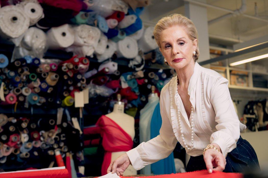 Carolina Herrera presentará su última colección de modas este lunes