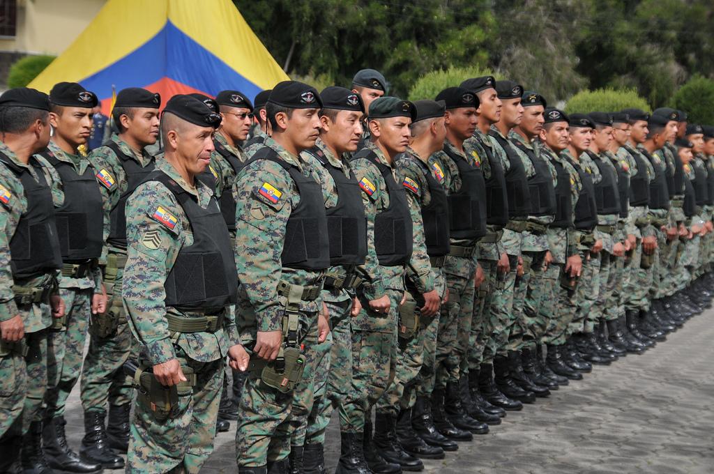 Ecuador y Colombia inician reunión para analizar ataques en zona fronteriza