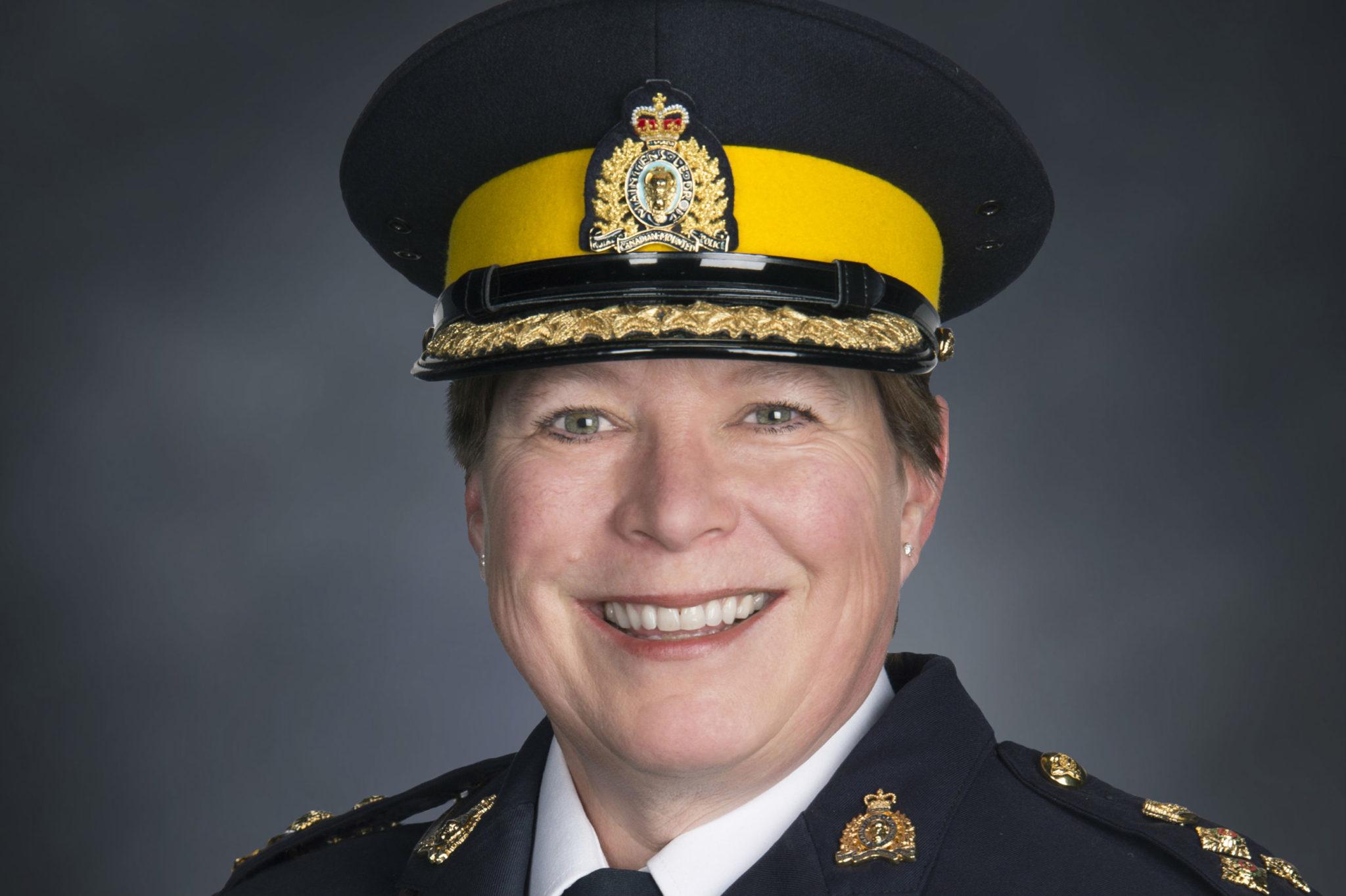 Por primera vez una mujer dirigirá la Policía Montada de Canadá
