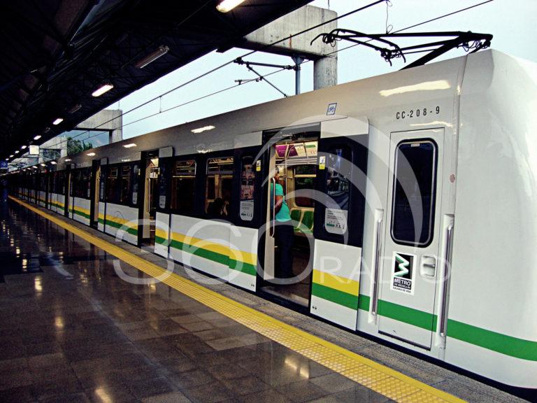 Si no existiera el Metro, Medellín tendría 483.394 toneladas más de dióxido de carbono