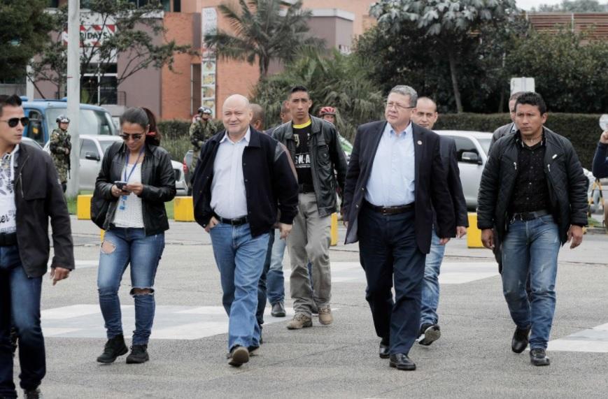 Ex guerrillero de las FARC arrestado en Colombia dice que contacto con cartel de Sinaloa era para proyectos agrícolas