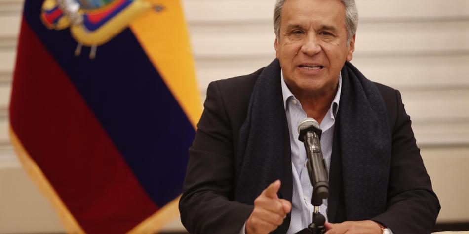 Asisten presidente y canciller de Ecuador a Cumbre de las Américas