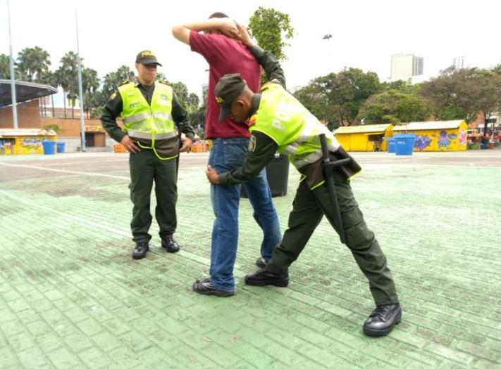 Sigue presente la inseguridad en Medellín