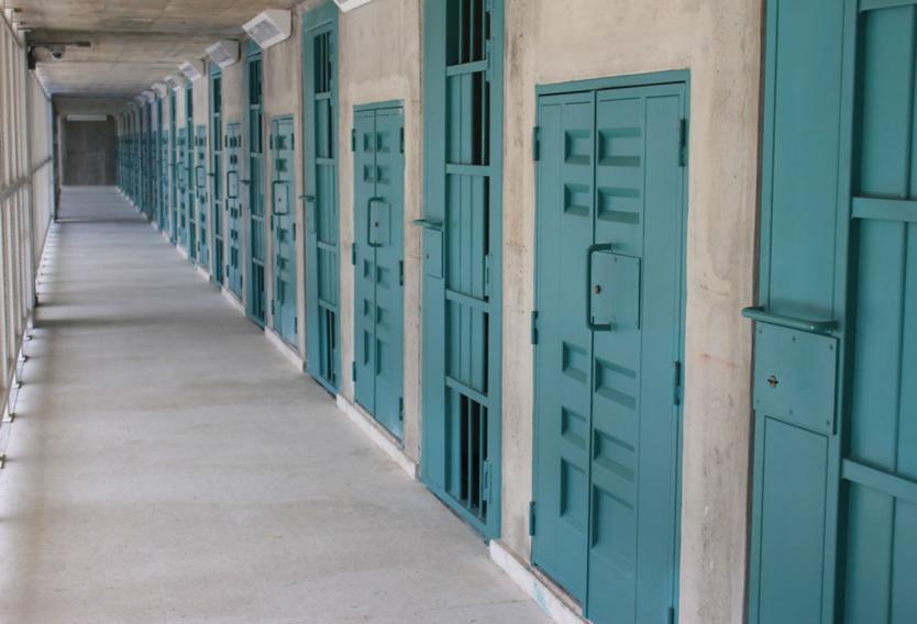 Incautan cinco bombas incendiarias en el Centro Penitenciario Municipal de Ríonegro