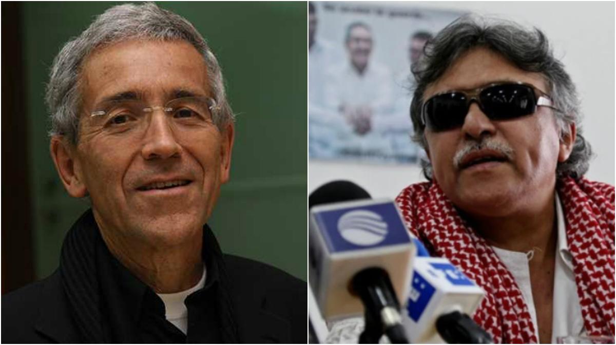 Padre Francisco de Roux le pide a Santrich terminar huelga de hambre