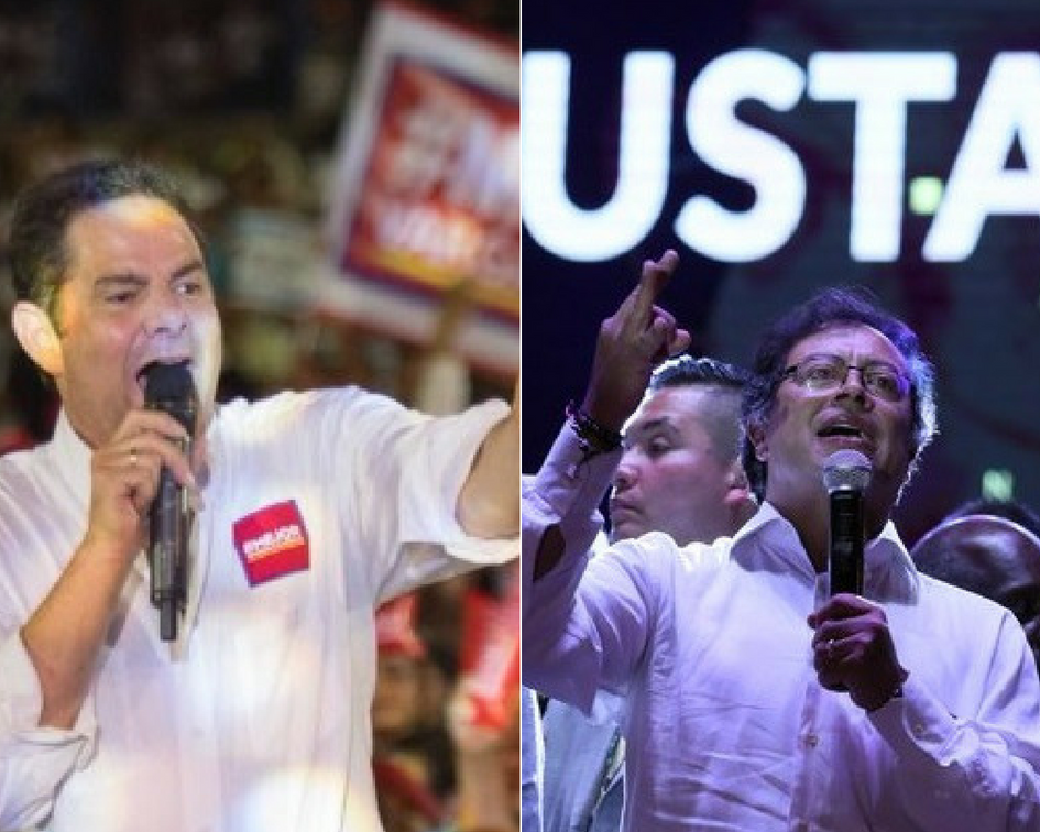 ¡Por fin! El candidato Gustavo Petro reveló su declaración de renta
