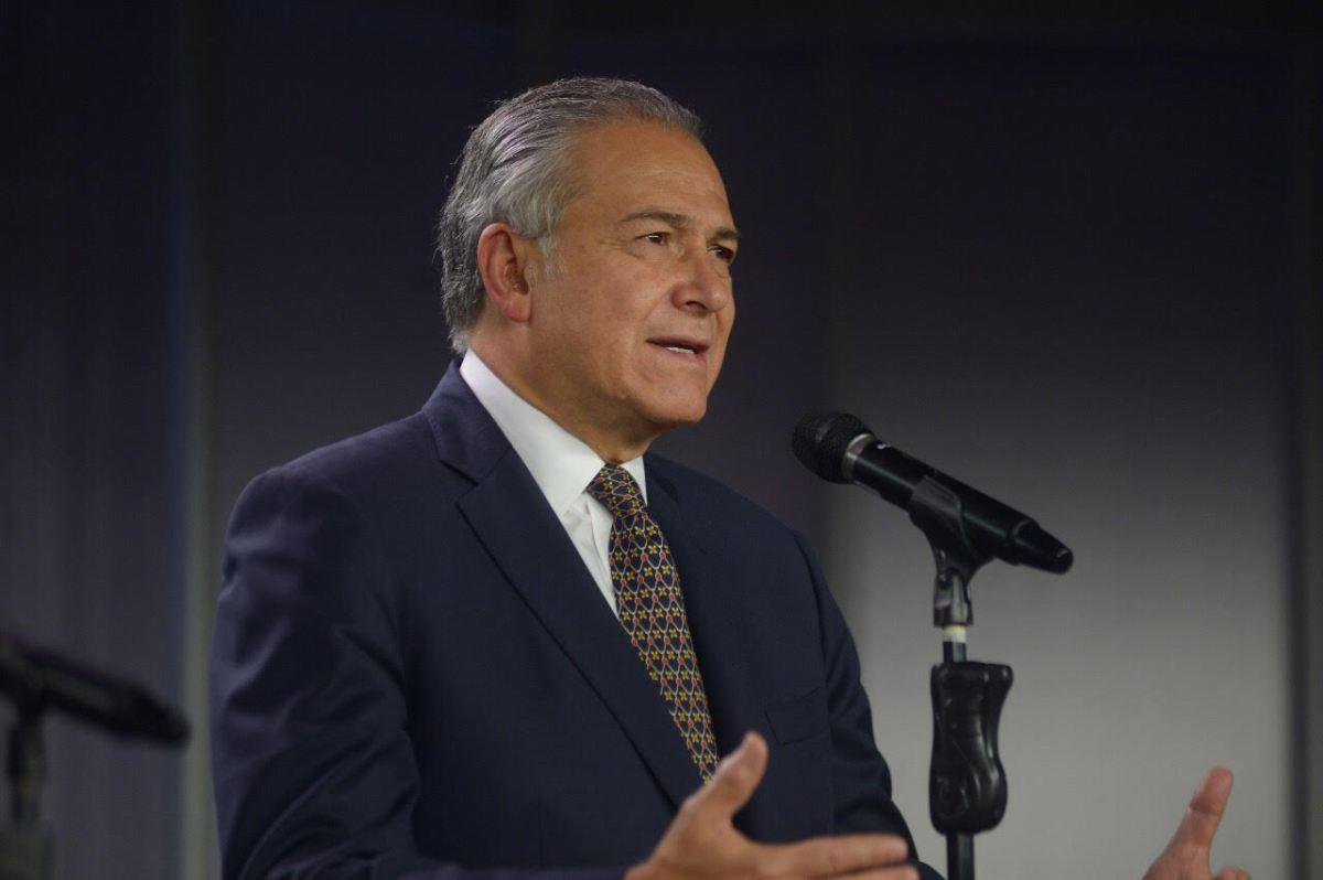 Óscar Naranjo, vicepresidente colombiano, aseguró que Guacho